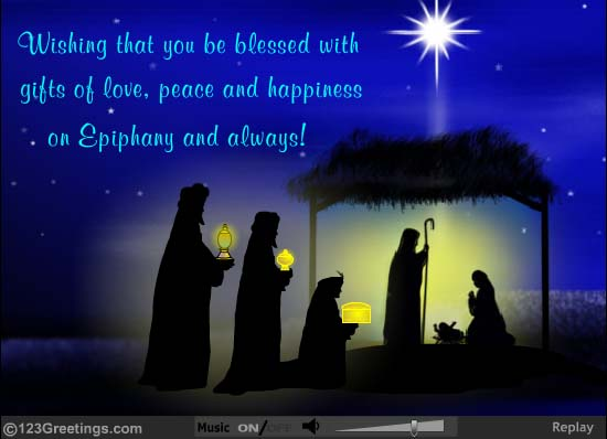 52 Best Epiphany Greeting Pictures And Photos
