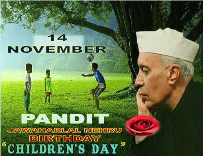 beautiful children s day wish pictures and images 14 pandit jawaharlal nehru birthday children s day