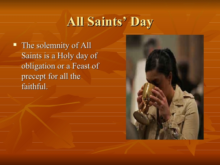 an analysis of all saints day That is certainly true with his various interpretation of all saints day  the top  images - variations on all saints i - also have elements of the.