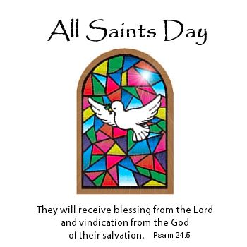 50 Best All Saints Day Wish Pictures