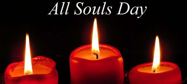 40 All Souls Day Greeting Pictures
