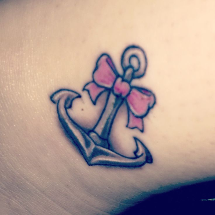 31+ Anchor Tattoos For Girls