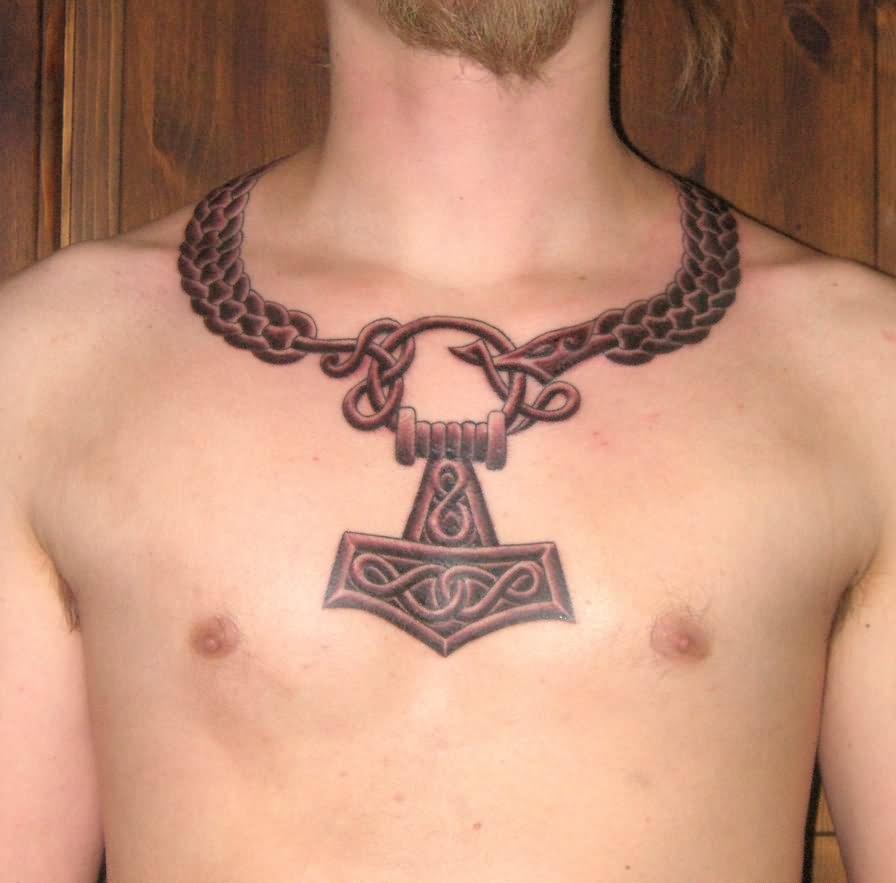 10 Celtic Anchor Tattoos Ideas