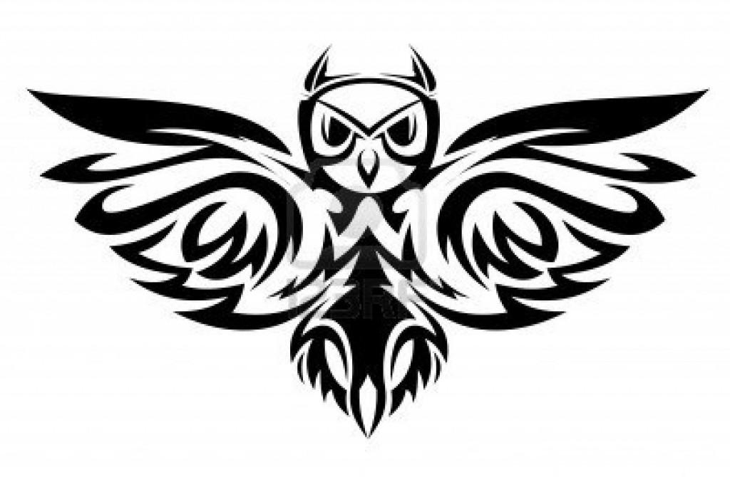 30 tribal owl tattoos ideas rh askideas com Owl and Crow Tattoo Designs Tribal Celtic Owl Tattoo Designs