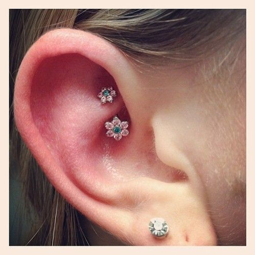 15 Inspirational Rook Piercing Pictures And Images Ideas