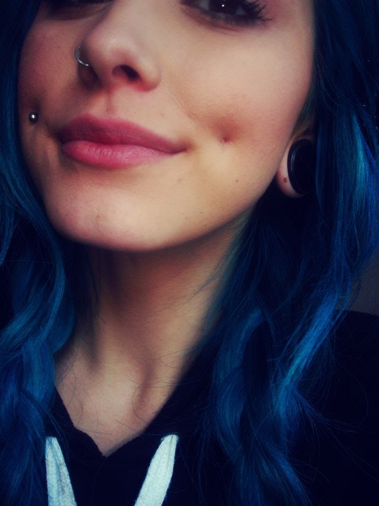 dimple piercings