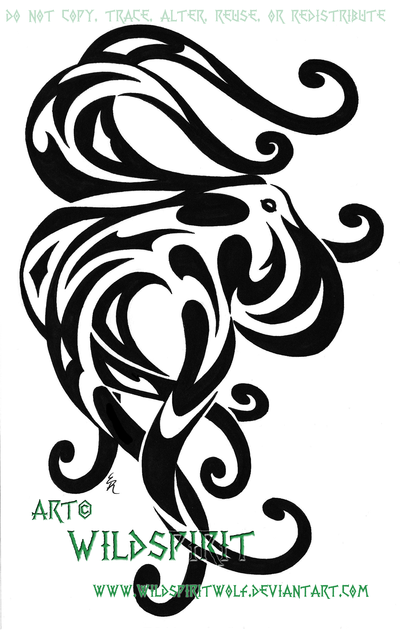 28+ Tribal Octopus Tattoos And Designs