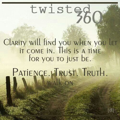 Truth And Trust Quotes: 66 Top Clarity Quotes And Sayings