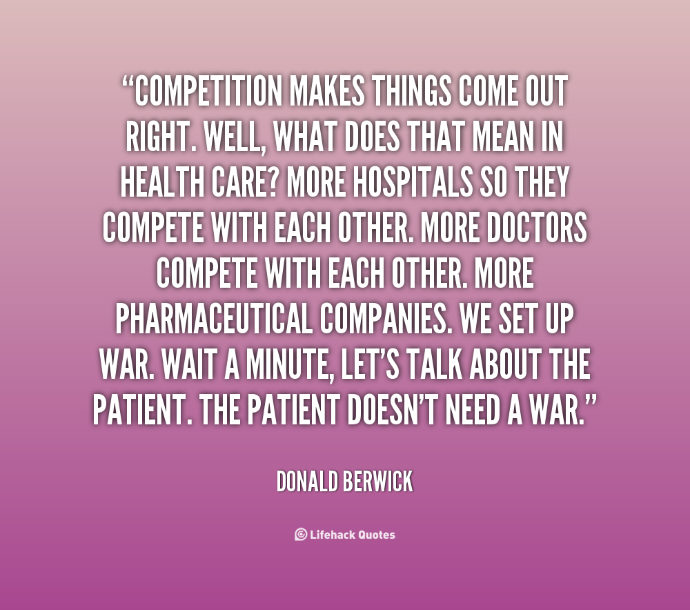 63 Best Competition Quotes And Sayings
