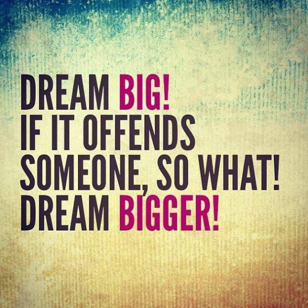 beautiful dream quotes and sayings