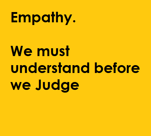 role play sympathy empathy Empathy lesson plans and students investigate the emotion and social practice of empathy they role play the difference between empathy and sympathy is.