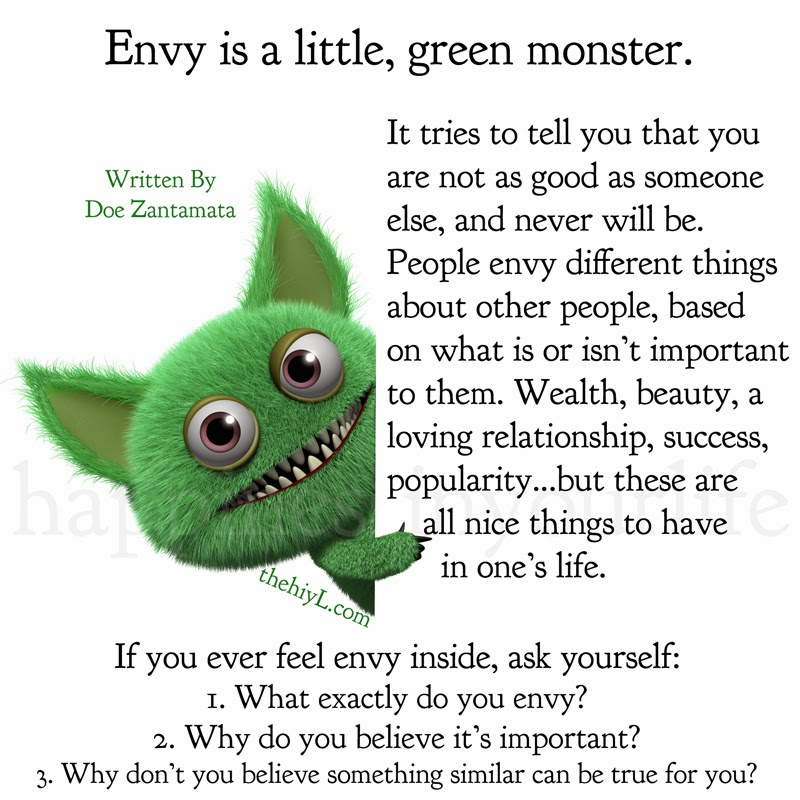 Envy Quotes: 60+ Beautiful Envy Quotes And Sayings