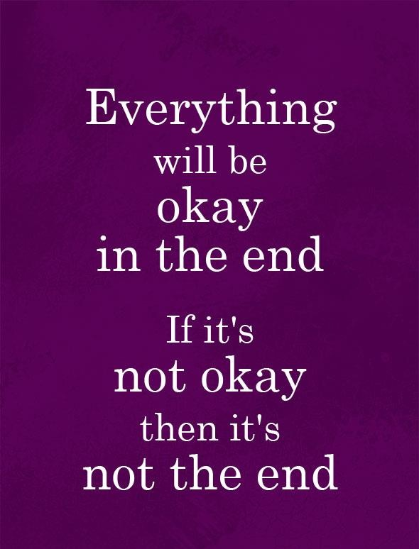 62 Top Quotes And Sayings About Ending