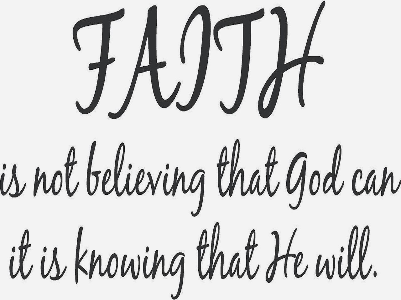 Faith In God Quotes 61 Amazing Quotes And Sayings About Faith