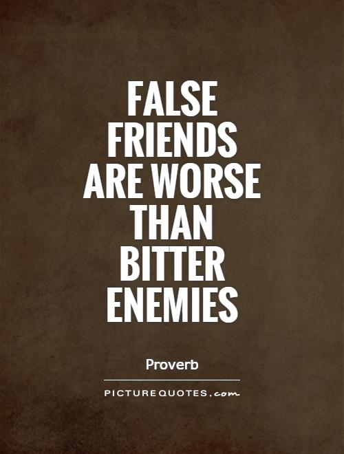Famous Quotes About Friends And Enemies : Best enemy quotes and sayings