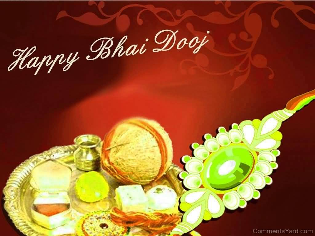 50 happy bhai dooj greeting pictures happy bhai dooj to all kristyandbryce Images