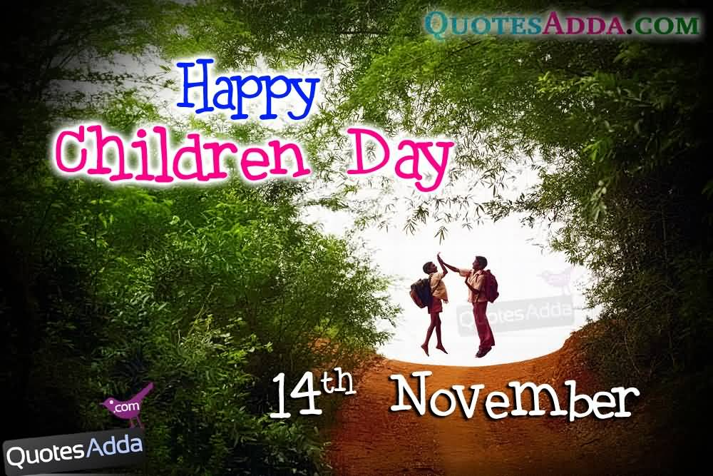 beautiful children s day wish pictures and images happy children day 14th picture