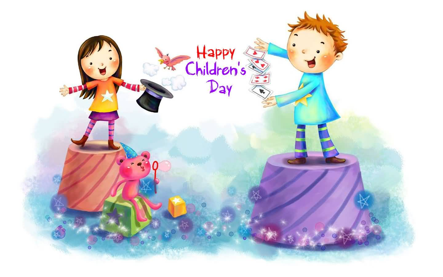 51 Happy Children S Day Greeting Pictures