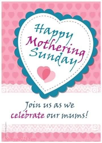 50 happy mothering sunday wish pictures happy mothering sunday join us as we celebrate our mums m4hsunfo