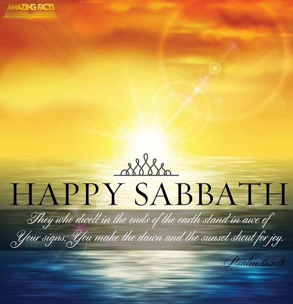 50 beautiful shabbat shalom greeting pictures and photos happy shabbath they who dwell in the ends of the earth stand in awe of your signs you make the dawn and the sunset shout for joy m4hsunfo