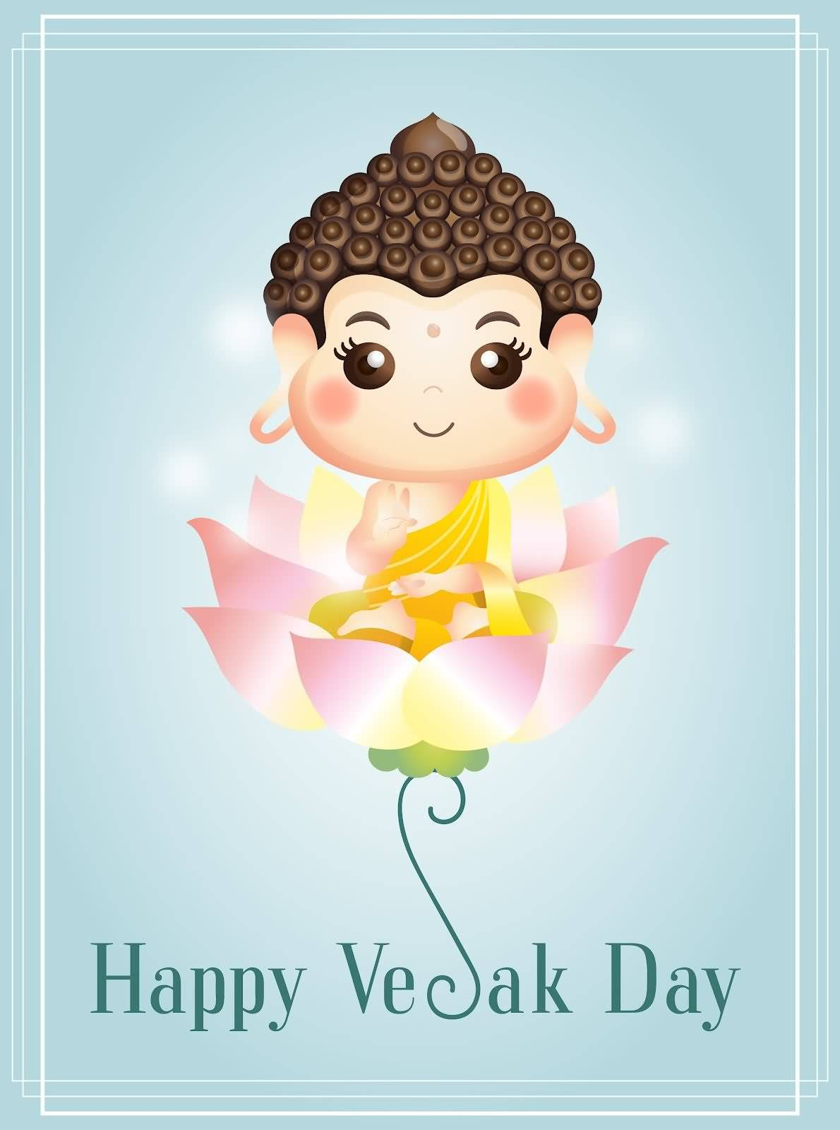 Happy vesak day greeting card kristyandbryce Image collections