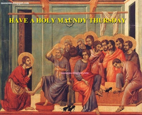 52 holy maundy thursday wish pictures