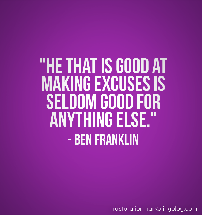 making excuses essay Applying to george washington university use this guide to successfully write your essays for the 2017-2018 admissions cycle  (while avoiding making excuses.