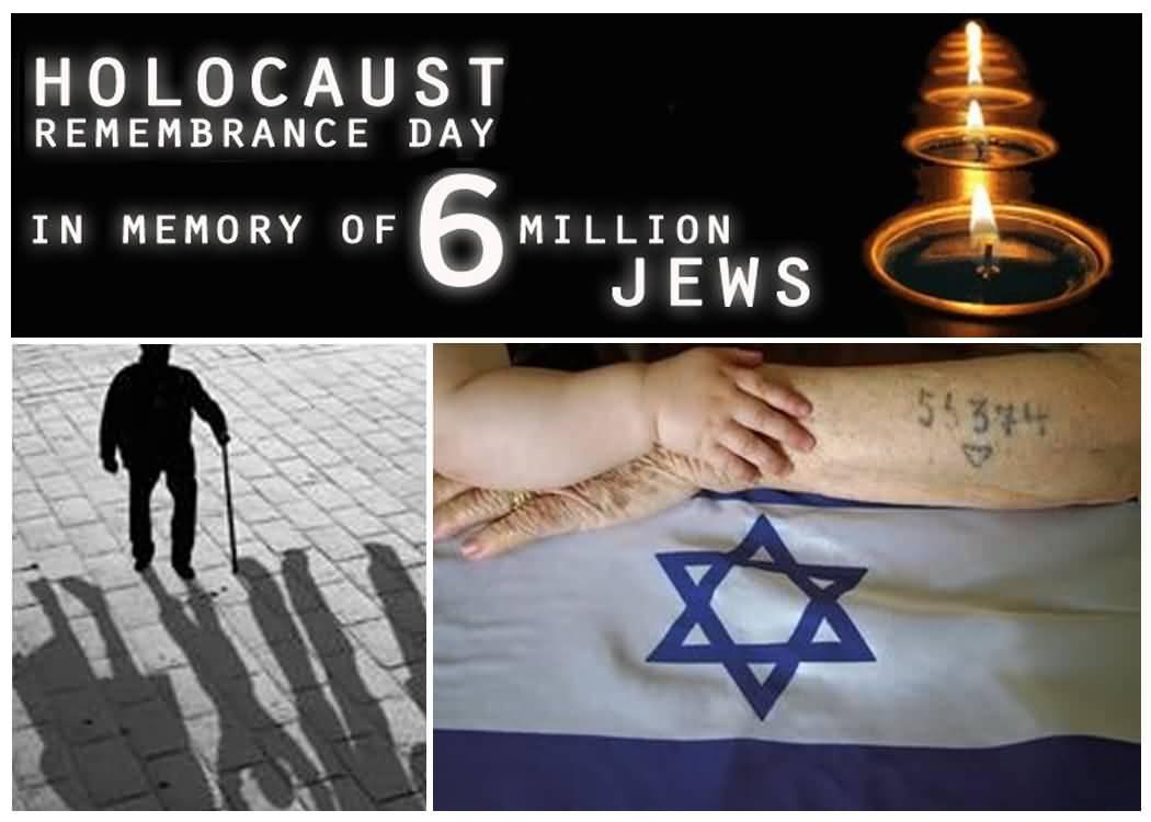 holocaust rememberance essay