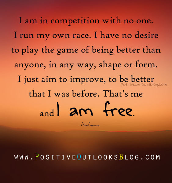 i am the best one_63 Best Competition Quotes And Sayings