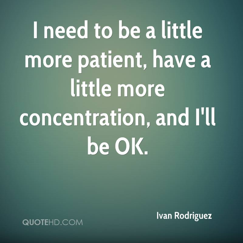 65 Beautiful Quotes And Sayings About Concentration