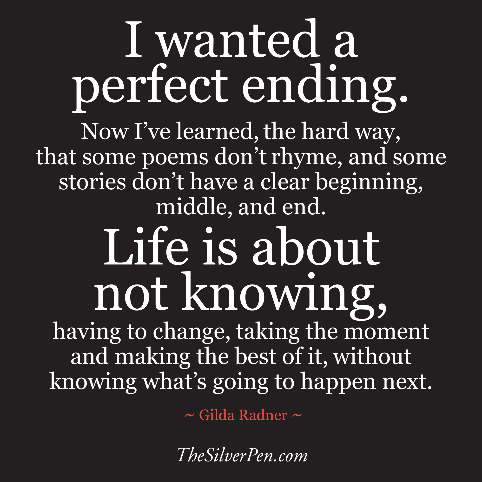 End Quotes 62 Top Quotes And Sayings About Ending
