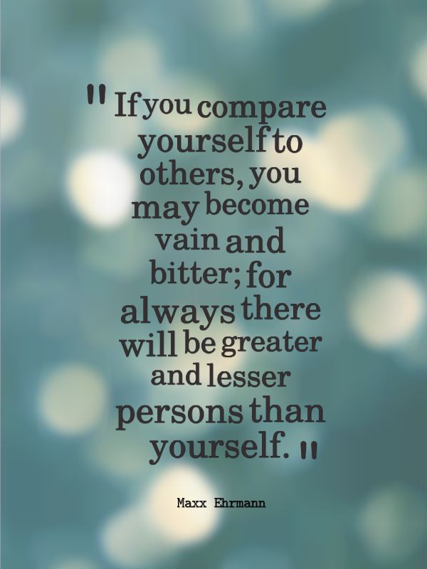 Compare Quotes Awesome 63 Top Comparison Quotes And Sayings