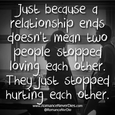 hurting each other in relationship quotes