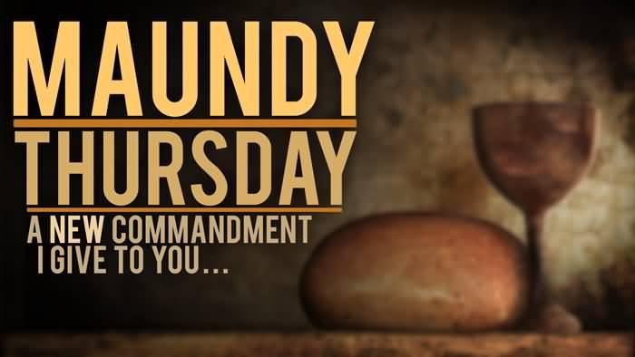 maundy thursday - photo #40
