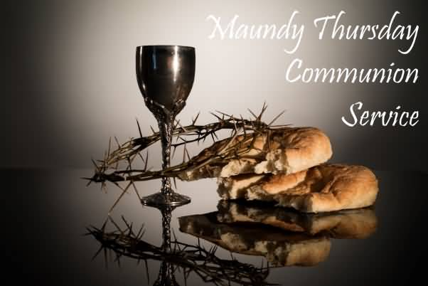 52+ Holy Maundy Thursday Wish Pictures
