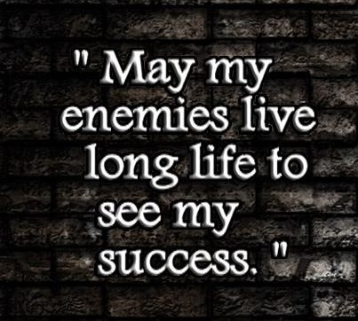 65+ Best Enemy Quotes And Sayings