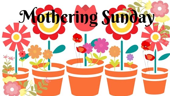 Image result for mothering sunday clipart
