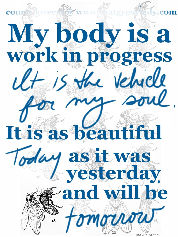 62 Best Body Quotes And Sayings