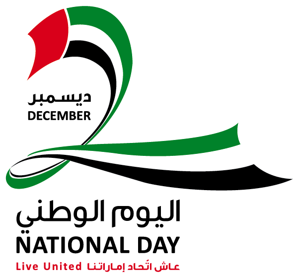 Uae National Day Quotes: Happy National Day UAE Flag Illustration