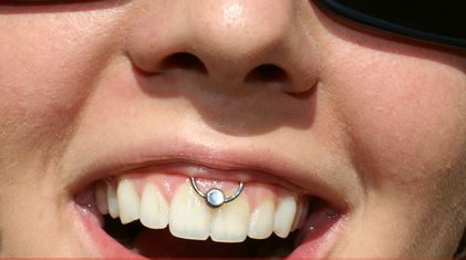 60 Beautiful Smiley Piercing Pictures