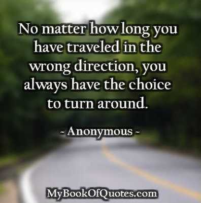 62+ Top Direction Quotes And Sayings