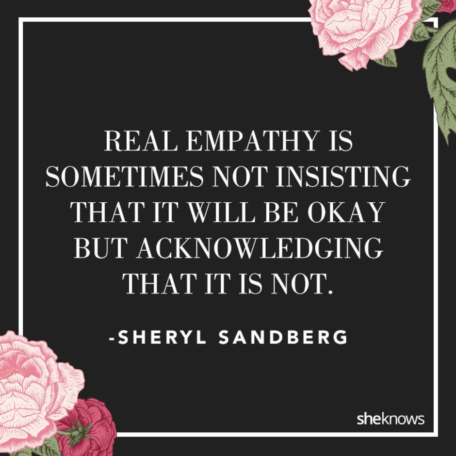 65 Top Empathy Quotes And Sayings