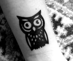 57 Latest Black Owl Tattoos Ideas