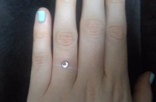 Wedding Ring Piercing Pictures - Wedding Rings