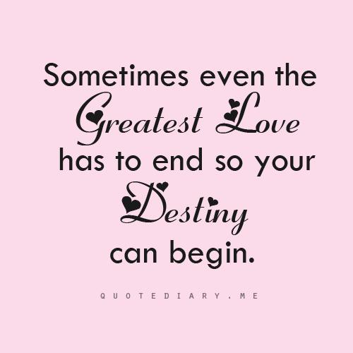60 Best Destiny Quotes And Sayings Unique Destiny Love Quotes