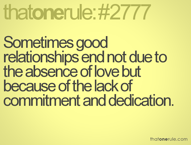 Love Quotes Ending Relationship: 64 Top Commitment Quotes And Sayings