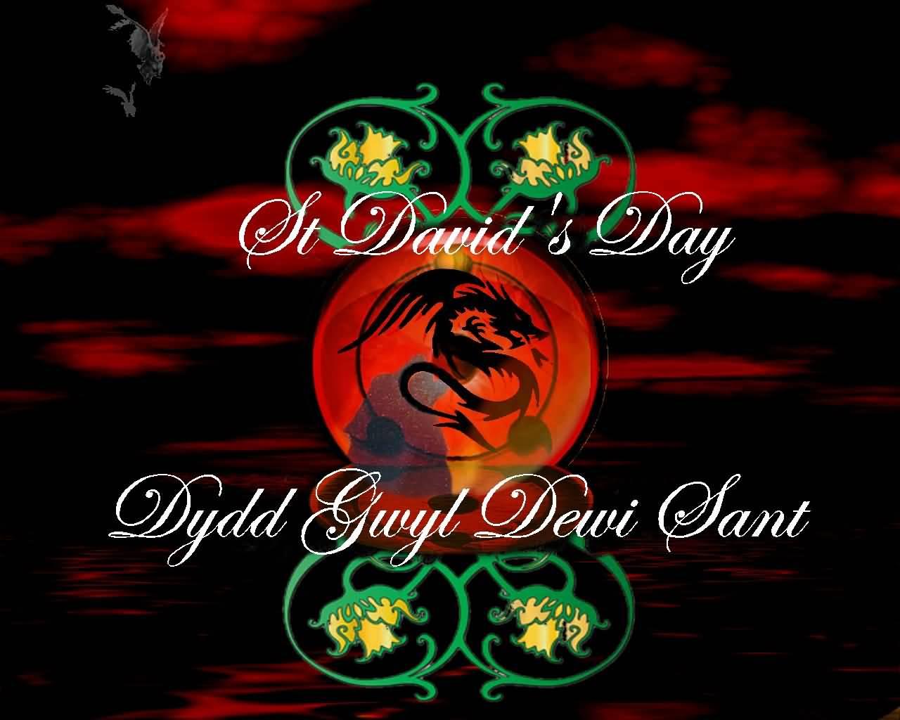 st davids day dydd gwyl dewi sant