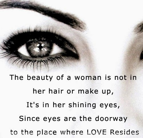 Beauty Quotes For Her Eyes: 64 Top Quotes And Sayings About Eyes