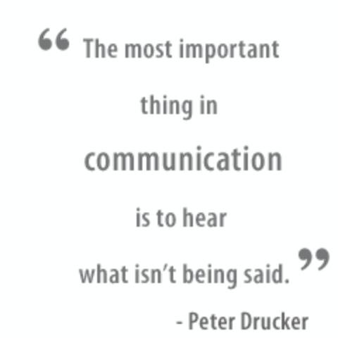 the importance of communications and being Self-awareness at work although interpersonal communication requires at least two people, the most important place to begin is with you being open with another person starts with being aware of who you are and what you are like.