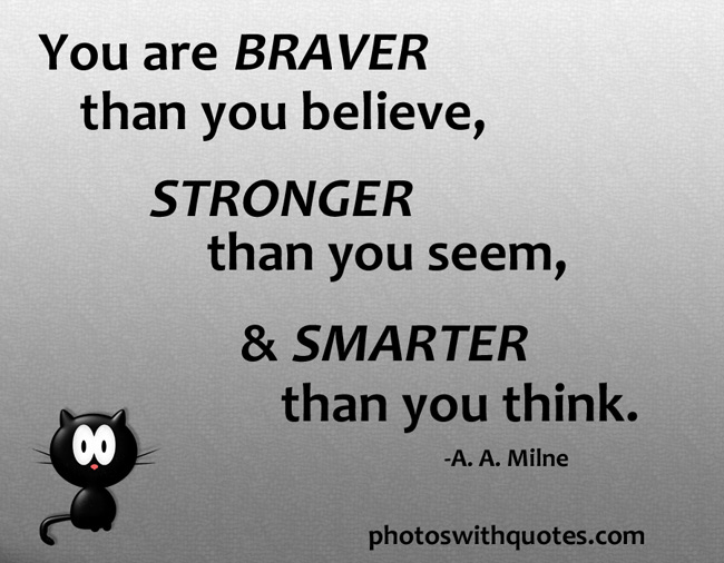 Smarter Than You Think Quote: 62 Top Believe Quotes And Sayings